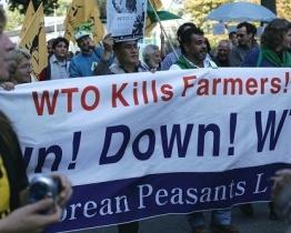 """""""Балийский пакет"""" ведёт к сокращению субсидий на сельское хозяйству и к голоду"""